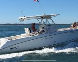 Boston Whaler 320 Outrage - 85 000 €