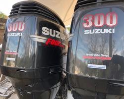 Mako 285 Dual Console - 2 x 300 Suzuki