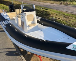Nautica Led 750 - Mercury 250cv