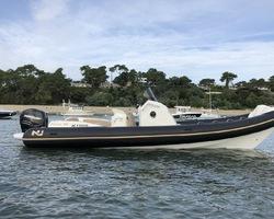 Nuova Jolly Prince 25' - mise en circulation 2018  Mercury Verado L6 300cv - 2018 - 190h