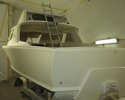 Sensey Nautic - Lège-Cap-Ferret - Restauration bateaux