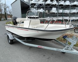 Boston Whaler 150 Montauk - 2018 - 30 000€